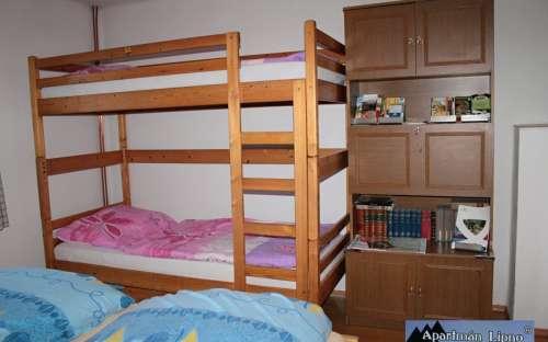 Velký pokoj - ložnice