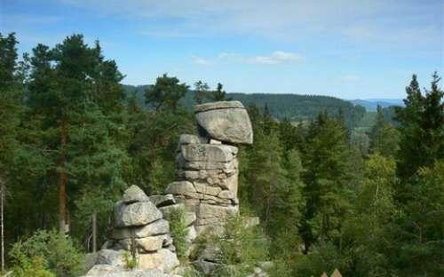 Medvědí hora - Čertovo kopyto