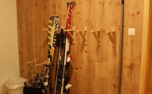 Apartmány Brevant - lyžárna