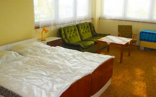 Camping Křivonoska - lejligheder
