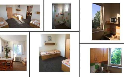 Šestilůžkový apartmán s přistýlkou (č.23, 2.NP)