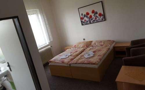 Dvoulůžkový apartmán (č.11, 1.NP)
