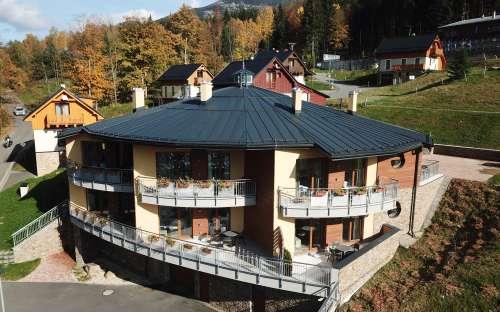 Apartmány Slunečník, Resort Dolní Morava, Králický Sněžník