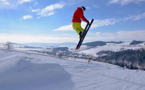 スキーDolníMorava