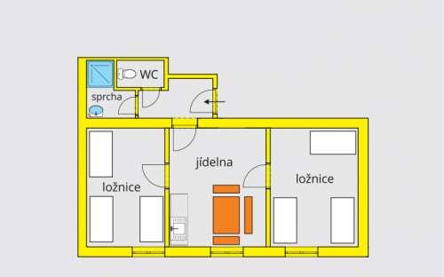 Apartmán A 1