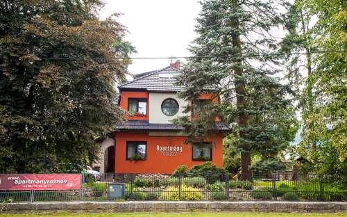 Apartmány U Červeného stromu - Rožnov pod Radhoštěm, Beskydy