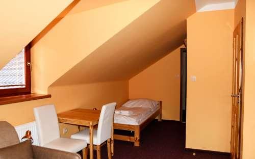 Apartmán 5, 2-3 osoby