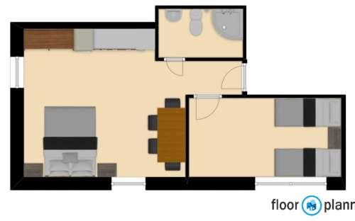 Apartmán 6 - 4 osoby