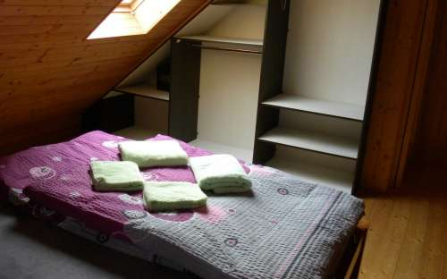 Walnut apartment with infrasauna 2 - 6 persons (max. 7)
