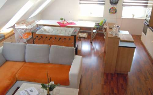 Maple apartment with infasauna 2-8 (max. 10) persons