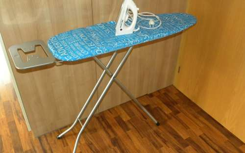 Maple apartment with infasaauna 2-8 (max. 10) persons - ironing board