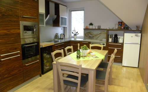 Chestnut apartment with infrasauna for 2-4 (max. 5) people - with kitchen