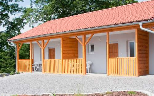 Areál Chotěbuz - apartmány
