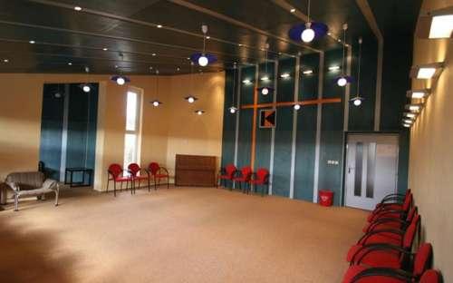 Areál a kemp Vyhlídka - konferenční sál