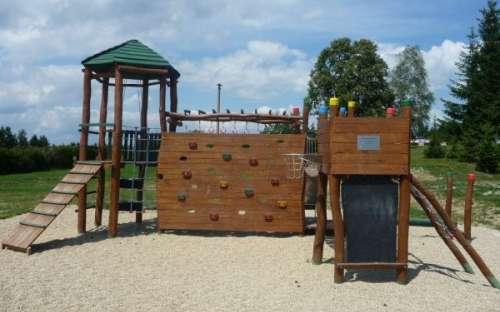 Areál a kemp Vyhlídka - dětské hřiště