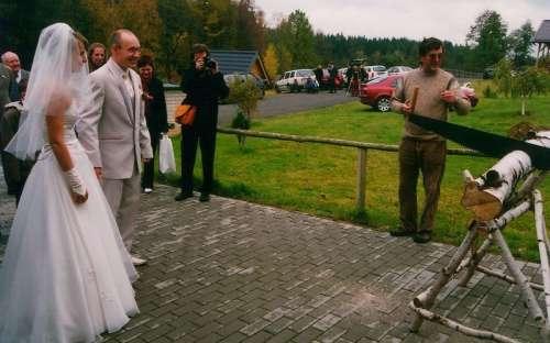 Areál U Elfa - svatby