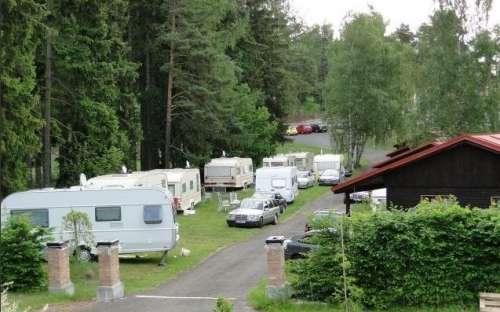 Vítkova hora - caravan