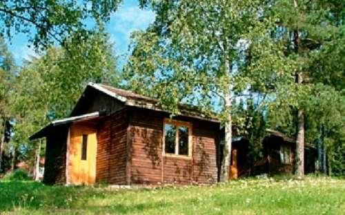 Vítkova hora - bungalow