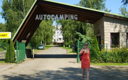Autokemp Liberec - Góry Izerskie