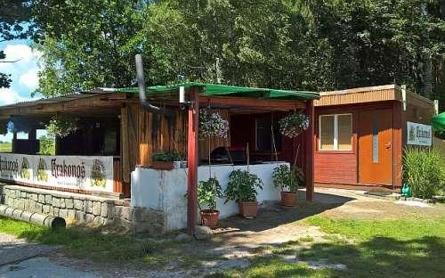 Autokemp Slunečná - restaurant