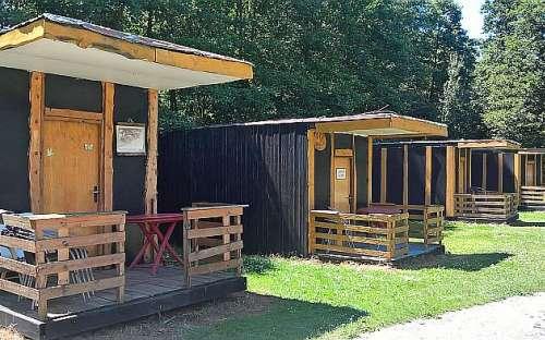 Autocamp Slunečná - holiday house