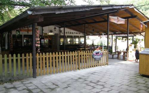 Camp Bítov - restaurant