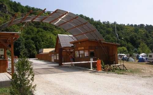 Camp Bítov - vstup