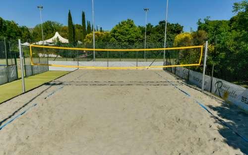Kemp Rocchette - beach volejbal