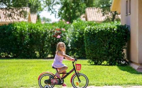 Camping California - kola pro děti