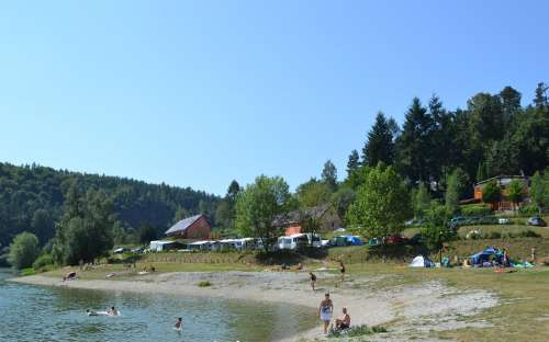 Campo Bítov - Vranov Dam