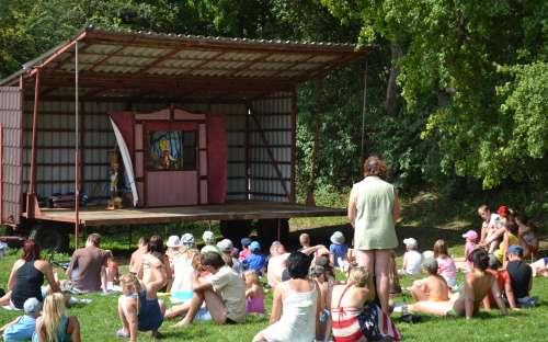 Camp Bítov - dětské akce
