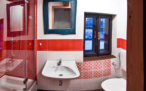 Koupelna Mlýn