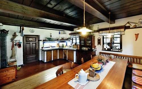 Kuchyně Mlýn