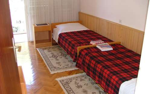 Bungalov - Butkovič 4 +1, Chorvatsko