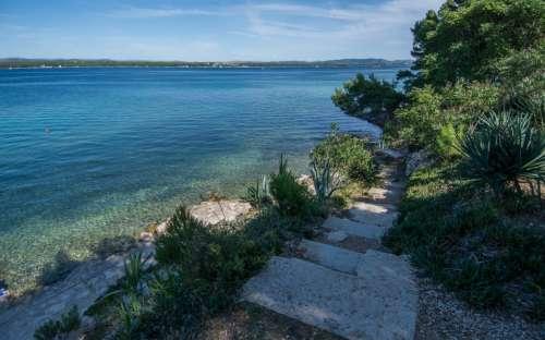 Bungalov More, Ostrov Pašman, Chorvatsko