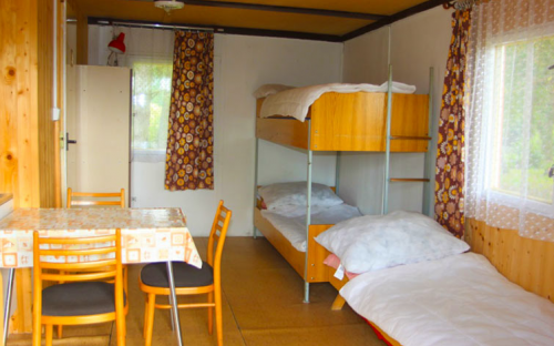 Camping Křivonoska - bungalows