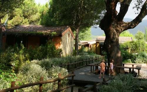 Camping Rocchette - Fahrradwege