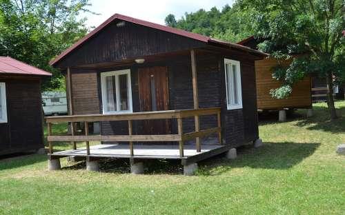 Camp Bítov - 3 lůžková chatka