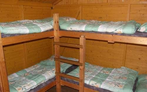 Camp Bítov - 4 bed cottage floor
