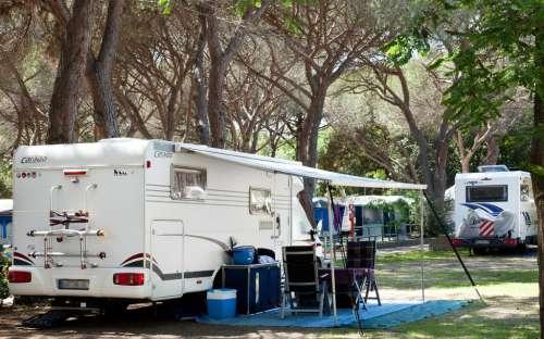 Santapomata - Camping, Wohnwagen