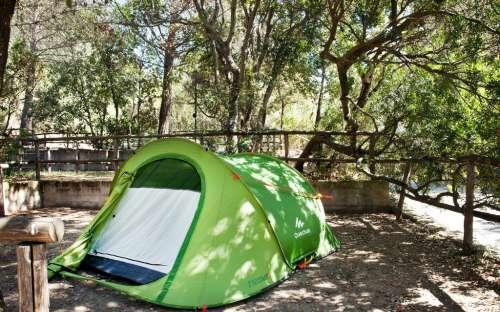 Santapomata - Camping, Camping