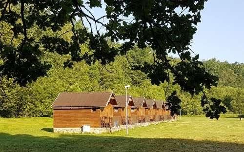 Camping Fox - Hütten