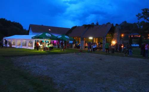 Camping Fuchs - Party