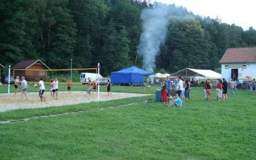 Camping Fox - sportování