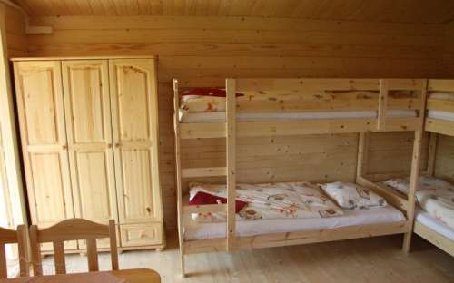 Camping Mara - cottage interieur