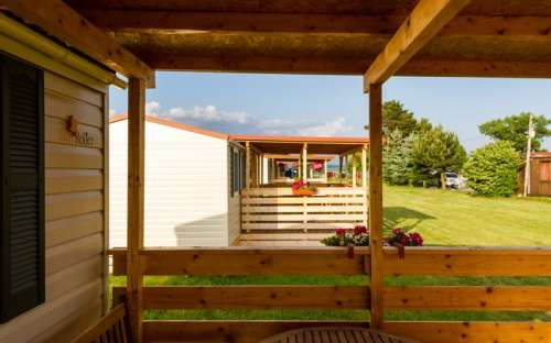Camping Mara - chalets lux