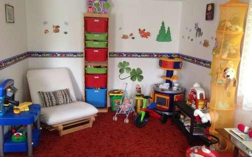 Lekeplass for barn