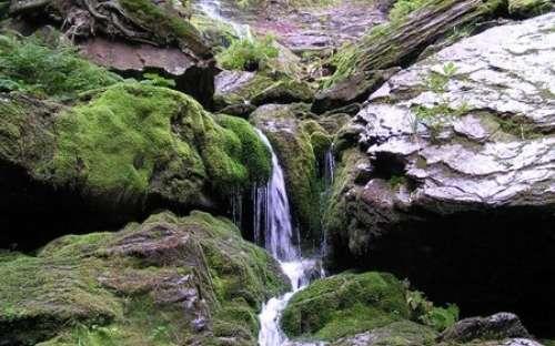 Hoge waterval