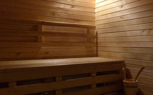 Sauna in Eden cottage