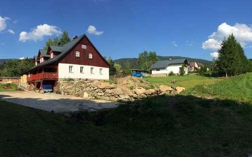 Chalupa Emilka, Horní Rokytnice, chaty Krkonoše, Liberecký kraj